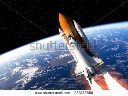 Free Image on Pixabay - Space Shuttle, Start, Discovery