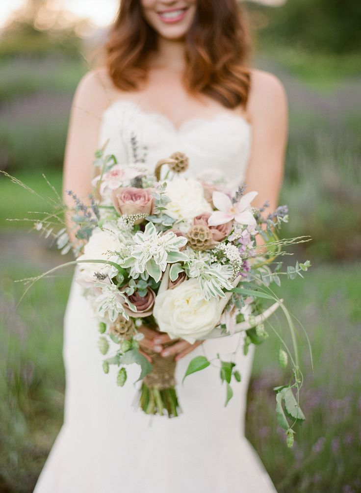 Lavender and Sage Whimsical Wedding Inspiration