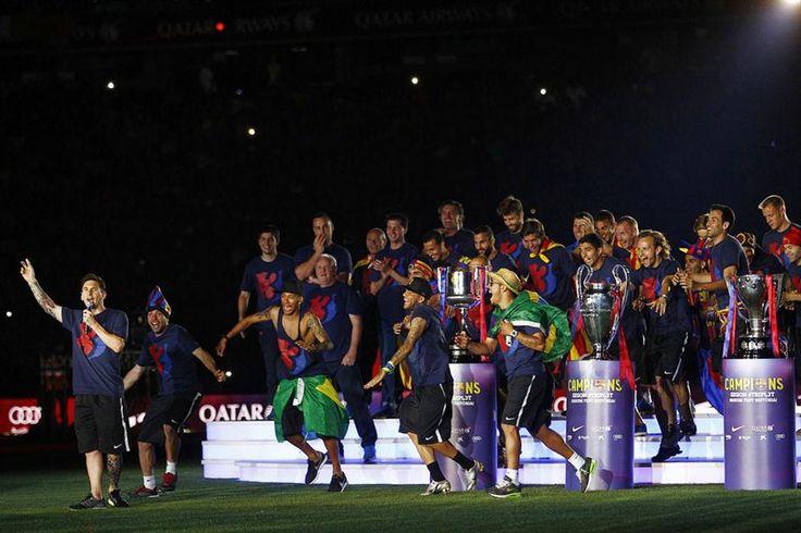 Cumplir los deseos de Messi, la estrategia de Barcelona para desafiar la historia - Champions League - canchallena.com