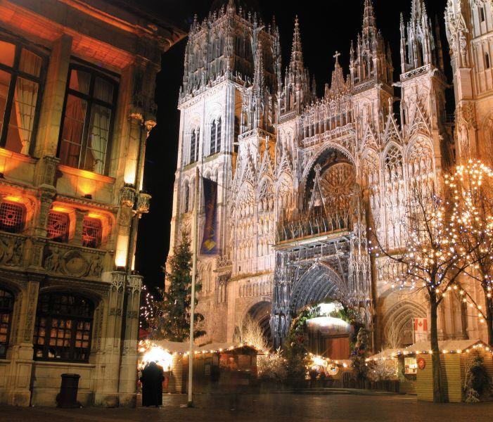 Marchés de Noël à Rouen