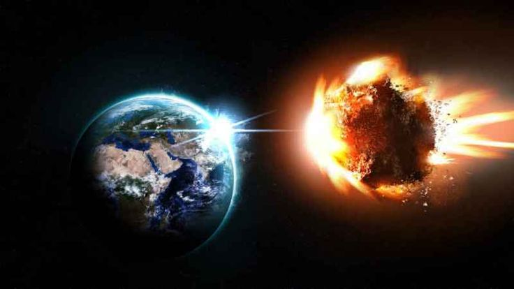 Asteróide irá acabar com a vida na Terra em 2019? Existe um asteroide chamado 2002 NT7, que foi descoberto a 9 de Julho de 2002 e tem 2,6 km de diâmetro.