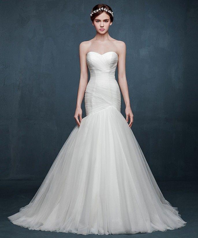 308 Best ♥ Wedding Dresses & Gowns Plus Size