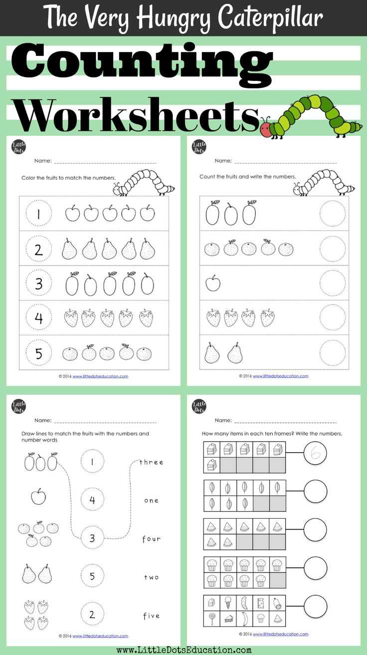 Mejores 36 imágenes de The Very Hungry Caterpillar Theme Activities ...