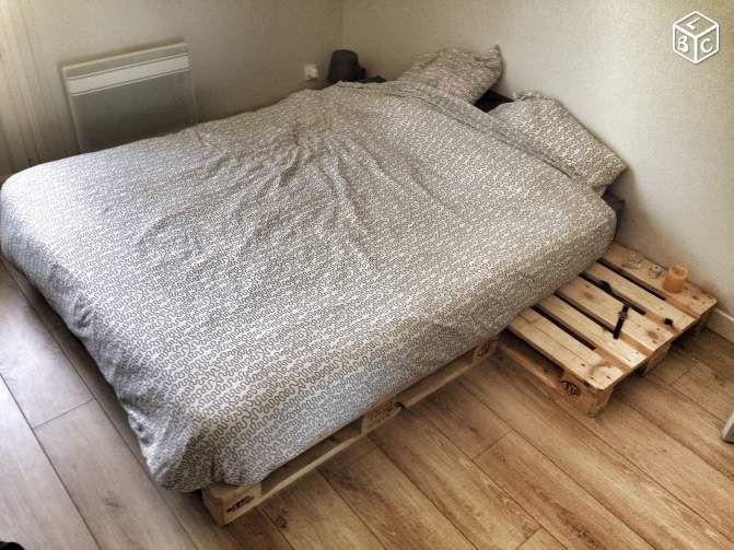 25 best ideas about sommier en palette on pinterest lit avec sommier futo - Sommier en palettes de bois ...