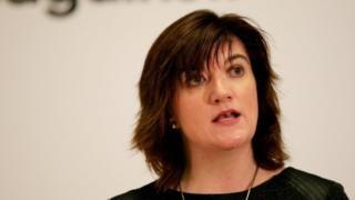Nicky Morgan to lead Treasury committee