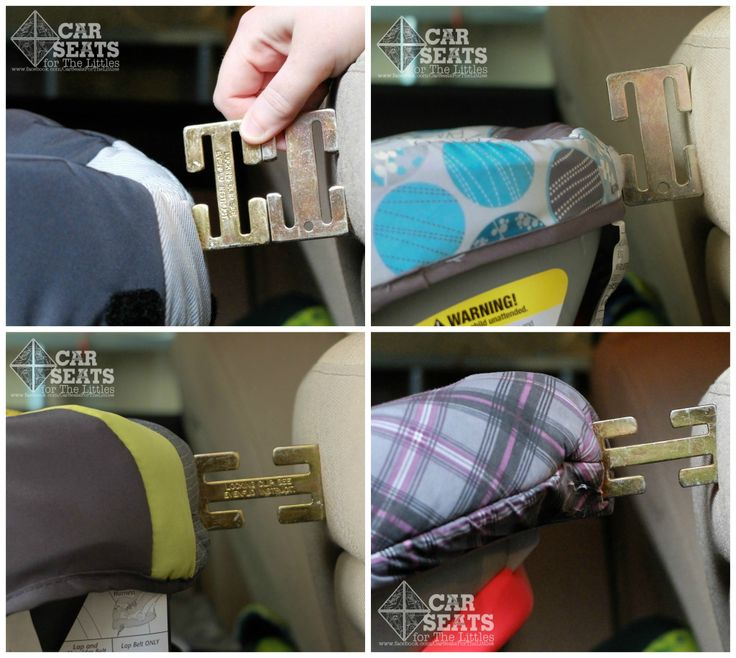 Rear-facing infant seats for small card... Infant seat comparisons collage