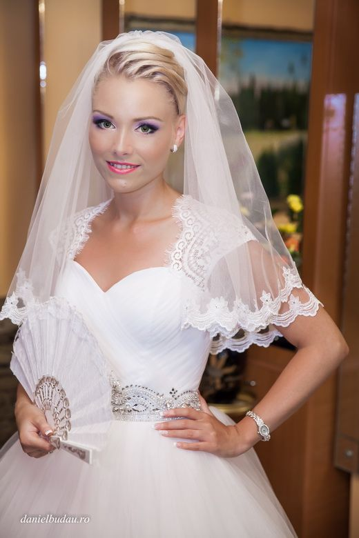 Beautiful bride www.danielbudau.ro