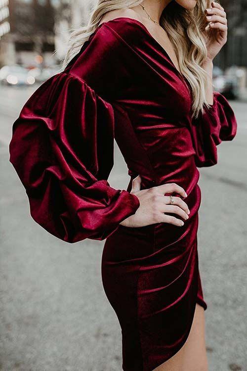 5f61cc12925fbe0 Платье на Новый год 2019: 9 трендов сезона и чуть-чуть астрологии ...