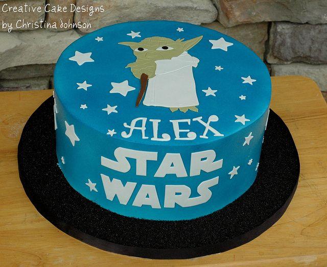 Yoda Cake | Flickr - Photo Sharing!