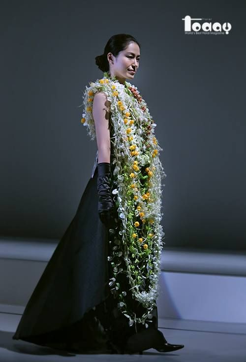 designer - Annette von Einem(Denmark) Photo by Saetae Kim FLORAL TODAY