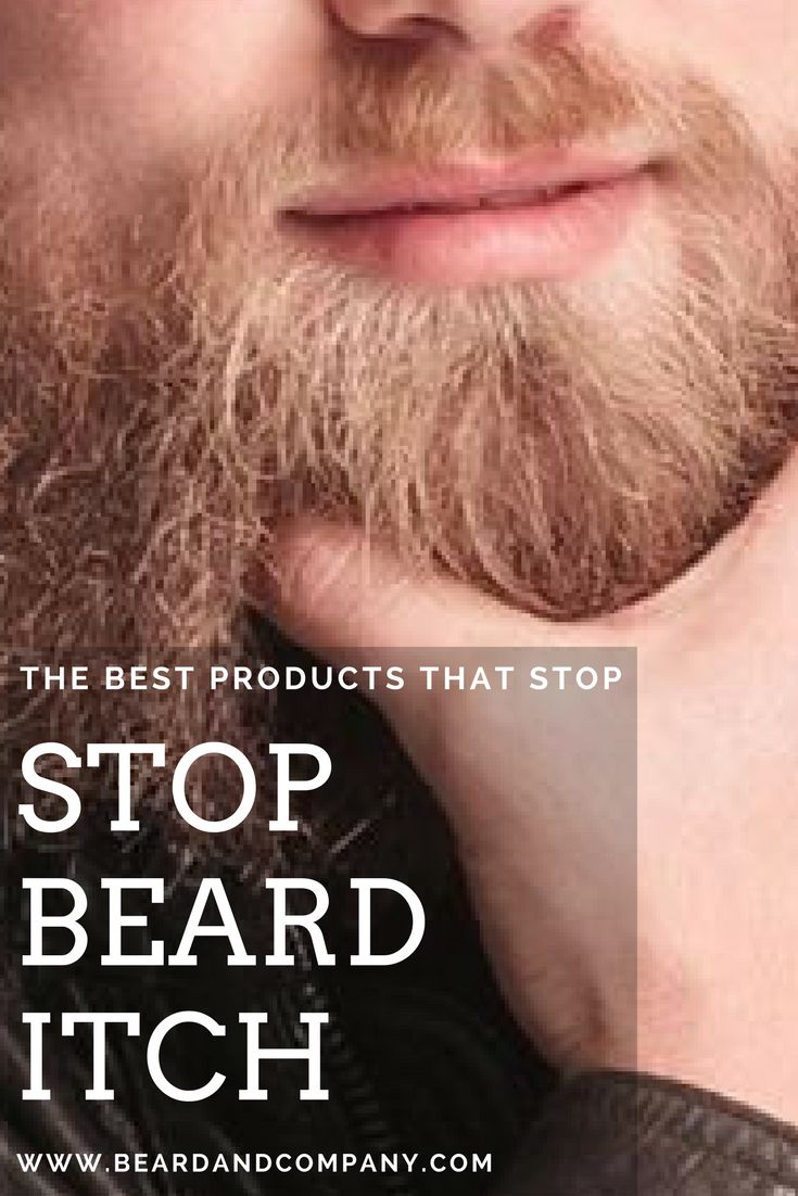 Treat Beard Acne, Ingrown Facial Hairs, And Other Conditions That Cause Beard  Itch With Beard And Companyu0027s All Natural Beard Care Products.