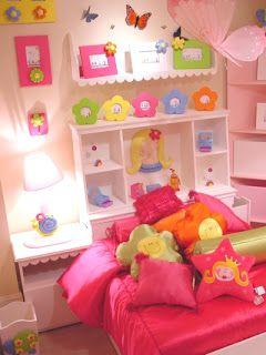 Cositas Mías: Decoración de cuartos infantiles (imágenes)