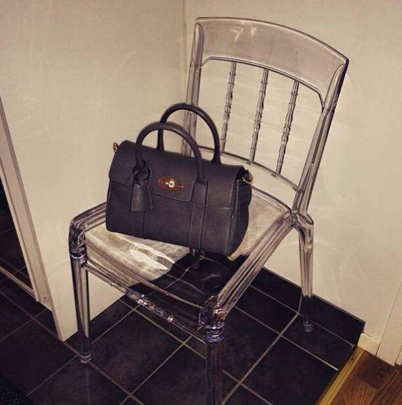 Transparent Boxern plaststol. Polykarbonat, stol, plast, köksstol, kök, vardagsrum, hall, inredning. http://sweef.se/stolar/93-boxern-stol-i-polykarbonat.html
