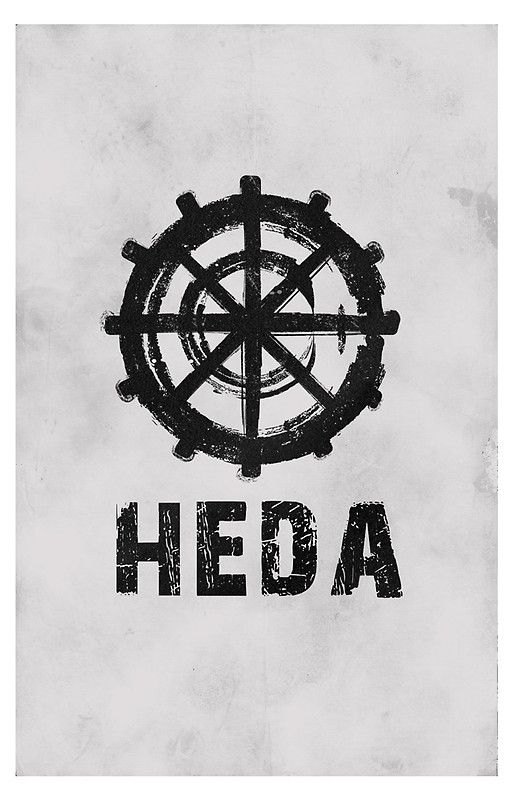 The 100 Heda Symbol | iPhone 6s - Leicht