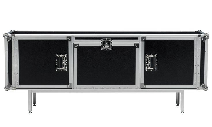 Sideboard Total Flightcase by Successful Living From Diesel With Moroso #designbest