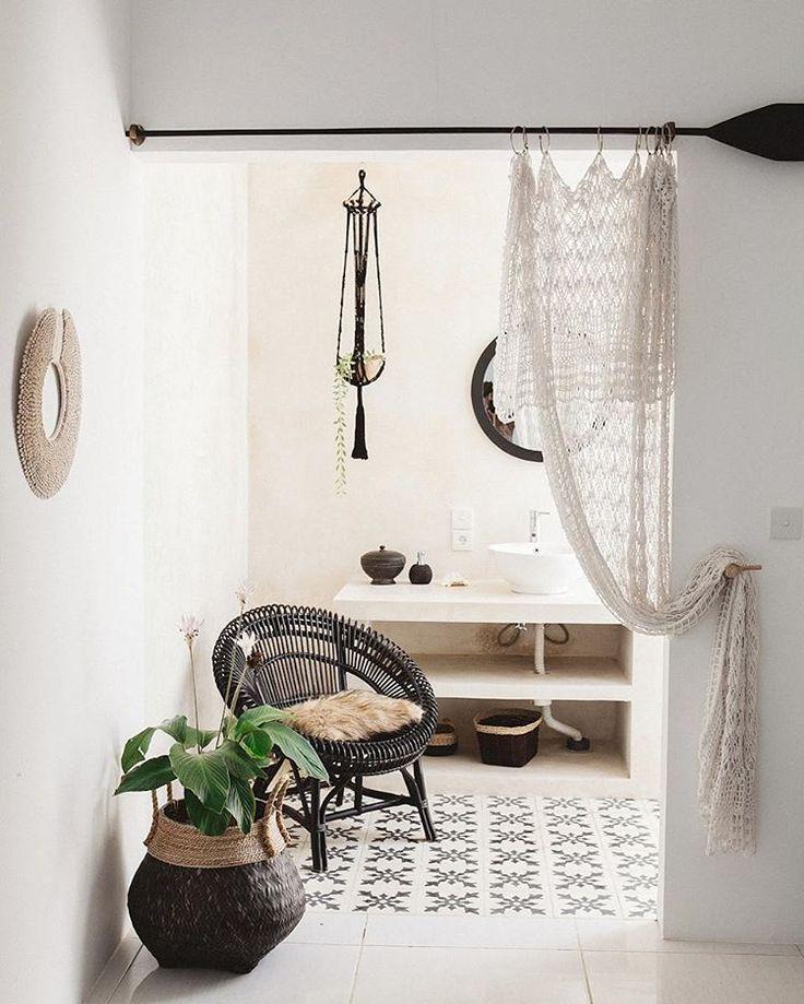 Villa Mar Bali (@villamarbali) op Instagram: 'Our Safari Room ensuite bathroom #villamarbali #canggu #bali'