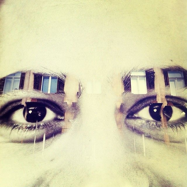 Eyes meet Buildings | double exposure #eyesofthecity #doubleexposure #multipleexposure #multiexposure #tothesoul #budapest #twocitiesbudapest #eyes #building #craighullphoto #dxe #dxp #doubleexpoeeurope