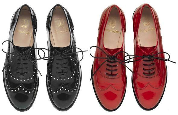 zapatos tipo oxford mujer - Buscar con Google