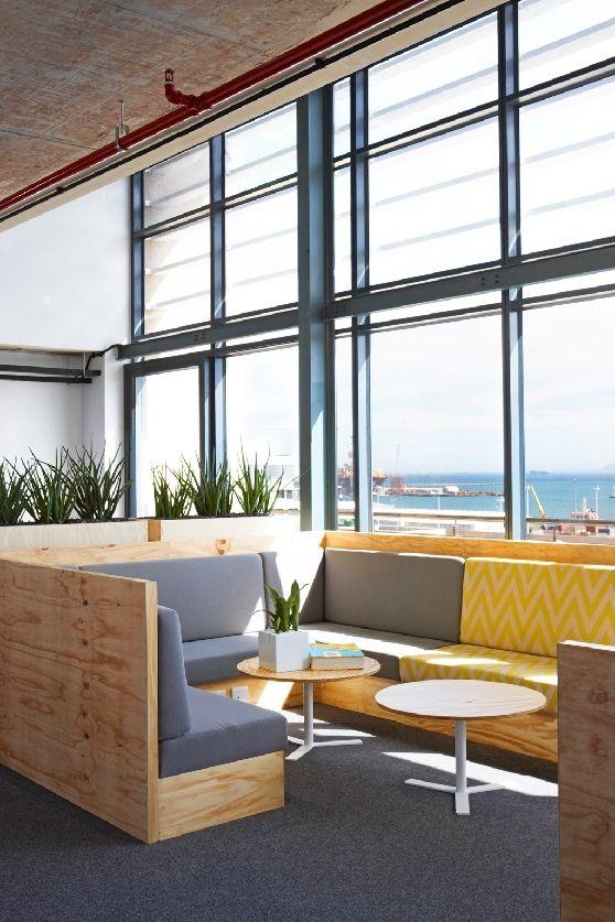 VISI Articles Inhouse Container Corporate InteriorsOffice InteriorsIndustrial Office DesignIndustrial