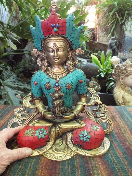 Arpimata the Buddha of Long Life