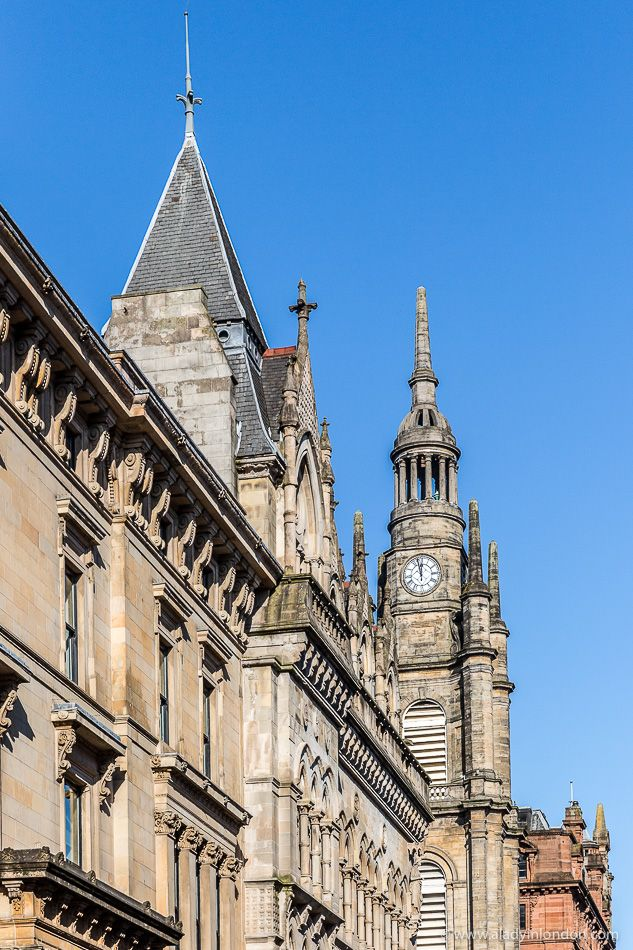 Guide to Visiting Glasgow  #Scotland #Glasgow #Travel