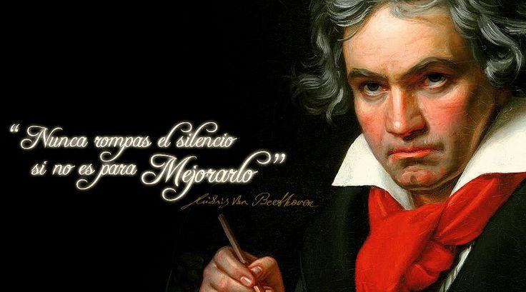 Un día como hoy nació el extraordinario músico Ludwing Van Beethoven, bajo el signo de Sagitario cumpliendo a cabalidad su esencia de magistralidad que nos da el nacer bajo este signo.