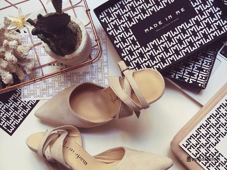 """""""Made in Me"""": los zapatos a medida diseñados por ti misma. Regalos para madres, regalos para el Día de la Madre, regalos para mamás, regalos para mujeres, regalos para chicas, zapatos personalizados, zapatos para novias"""