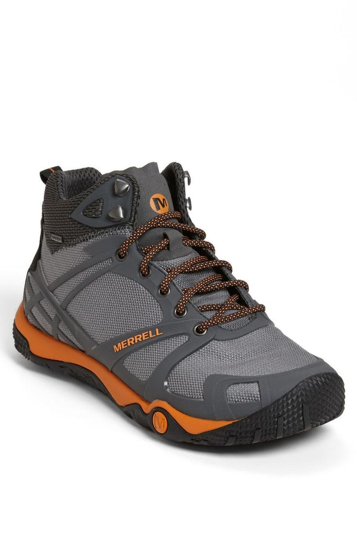 Love the Merrell 'Proterra Mid Sport' Waterproof Hiking Boot (Men) on Wantering   Winter Trends for Men   Mens Hhiking Boots   menswear   mens style   mens fashion   wantering http://www.wantering.com/mens-clothing-item/merrell-proterra-mid-sport-waterproof-hiking-boot-men/af5lZ/