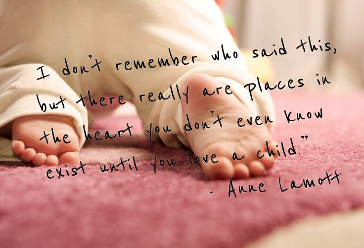 Lovely. #quotes #babies #parenting #motherhood #love #baby #child #AnneLamott