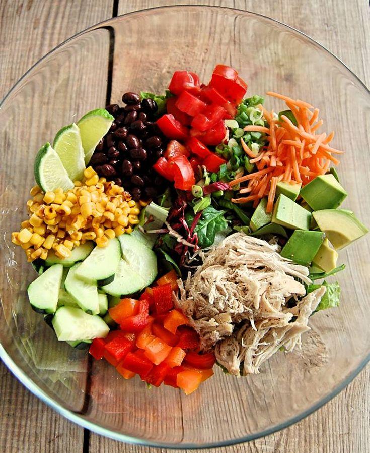 Салат здоровье для похудения
