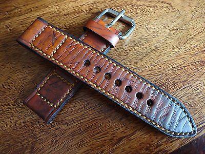 handmade leather watch strap - Google zoeken