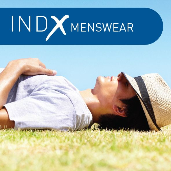 Indx Menswear Show Pin