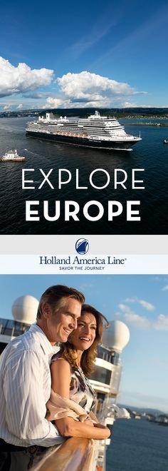 With all the exhilarating places to go to in the Mediterranean, let our EXC Port Planner help plan your perfect cruise. Explore the historic landmarks in Italy, find your favorite local cuisine in Barcelona, walk amongst the bright lights in Monte Carlo. Wherever you choose to go, curate your desires and let Holland America Line help you savor the journey.