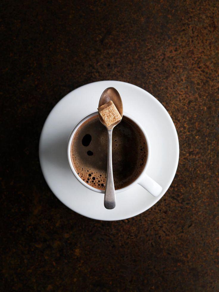 just a spoon full of sugar    #blackcoffee #coffeetime