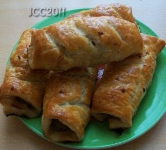 These are From Paul Hollywood and the Great British Bake Off        Ingredients                             For the rough puff pastry      ...