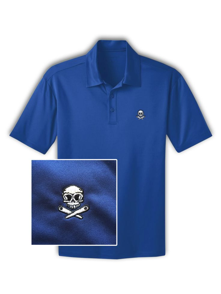 Skull and Crossed Flippers - Pinball Polo