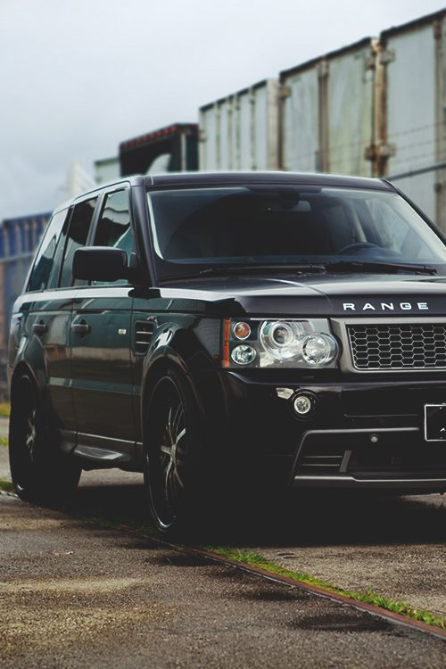 Range Rover Sport - V8 Supercharger