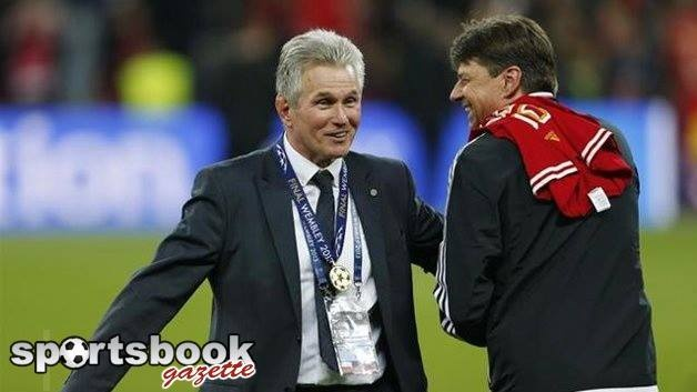 Heynckes 'would accept Real Madrid job'  Outgoing Bayern Munich coach Jupp Heynckes would accept an offer to return to Real Madrid to take over from Jose Mourinho, his agent was quoted as saying on Sunday. http://www.sportsbookgazette.com/