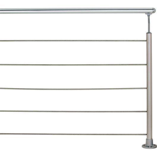1000 ideas about main courante on pinterest verre for Main courante escalier exterieur aluminium