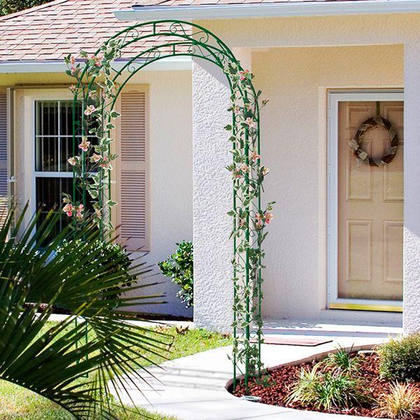 """Pergola """"Rose arch"""" - 0.48 m² - 1.20 x 0.40 x 2.31 m"""