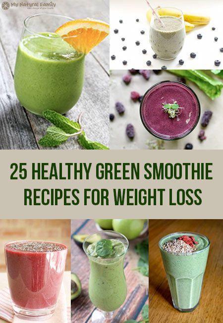 vitamix smoothie recipes lose weight
