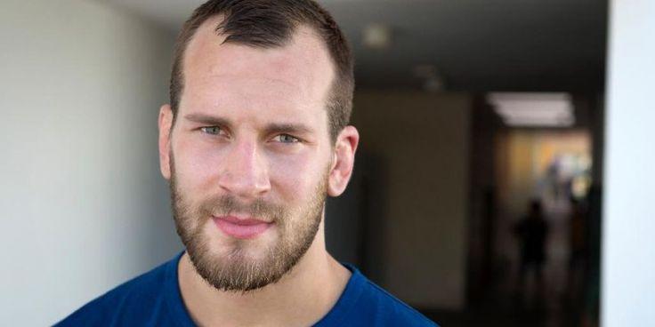 Martin Pacek, Judo (Suecia)