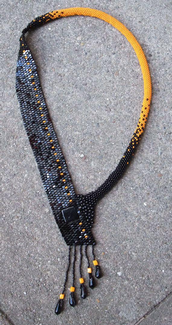 MATRIX necklace by KrisDesignFSP on Etsy