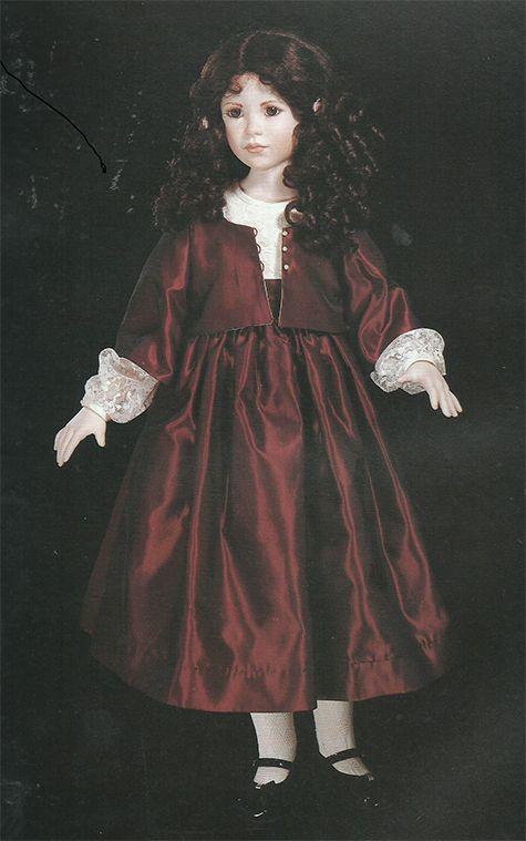 история кукольного мастера Джин Сингер, подробнее на нашем сайте www.rusbutik.ru в разделе Статьи