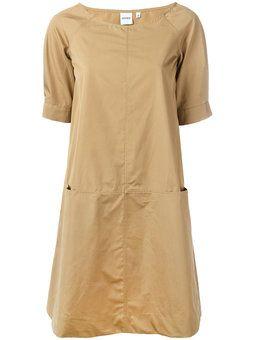 패널 시프트 드레스