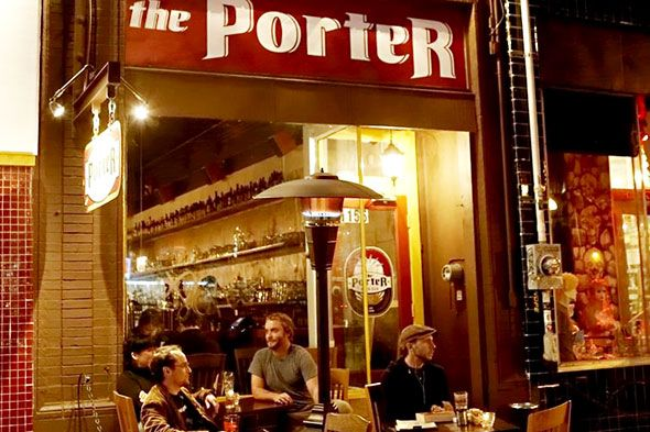 The Porter Beer Bar, Atlanta
