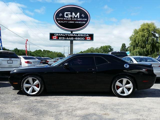 2010 Dodge Challenger SRT8 For Sale in Ottawa/Rockland