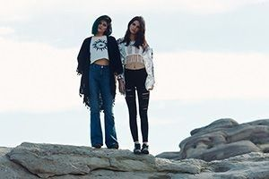 Kendall and Kylie Jenner PacSun Collection, Back to School 2014 - Kylie Jenner Style