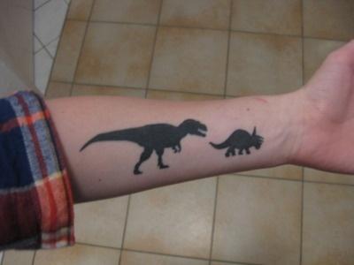 .: Tattoo Ideas, Dino Tattoo, Awesome Tattoo, Kickass Dinosaurs, Tattoo Piercing, Dinosaurs Tattoo, Dynasor Tattoo, Alouest92 Tattoo, A Tattoo