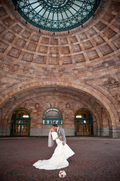 January 14 2017 Duquesne Chapel Consol Energy Center Winter Wedding Photographers Pittsburgh